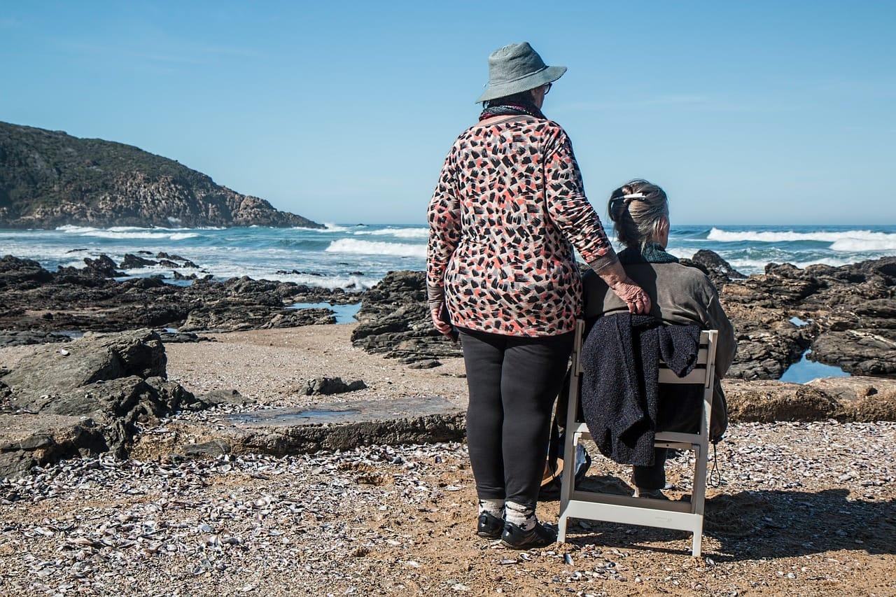 Alltagshilfe für Senioren