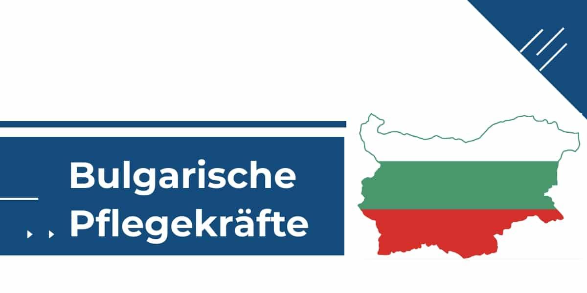 Pflegekraefte aus Bulgarien