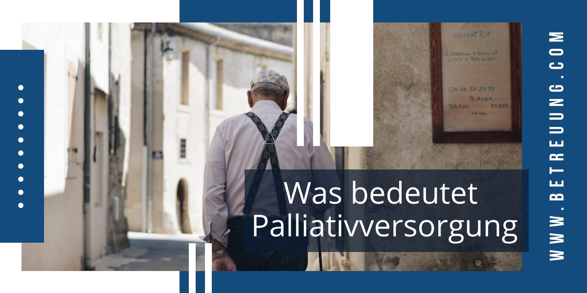 Palliativversorgung