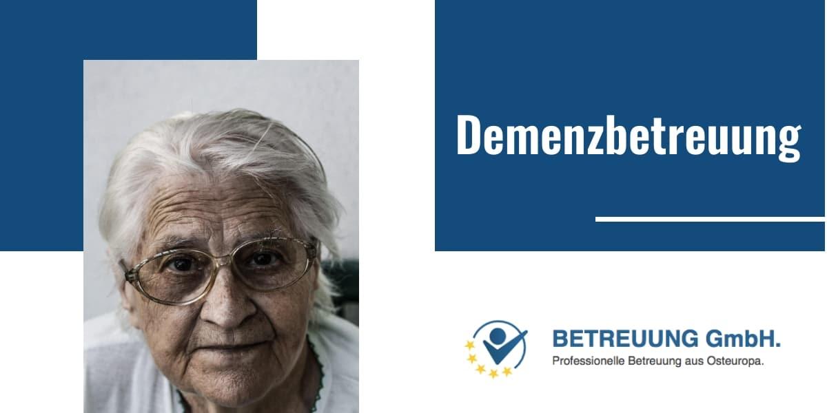Demenzbetreuung