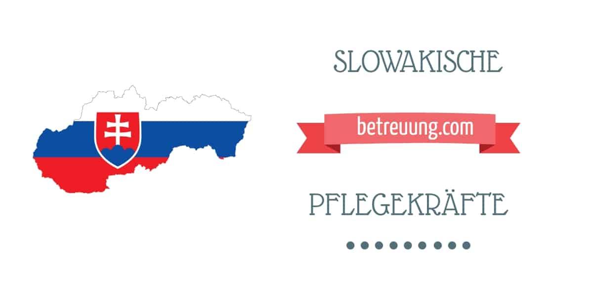 Slowakische Seniorenbetreuung